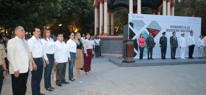 Primer Informe del Gobierno de Matamoros se realizará el 6 de septiembre