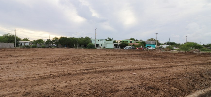 Arranca SEDATU construcción de CADI en colonia El Porvenir