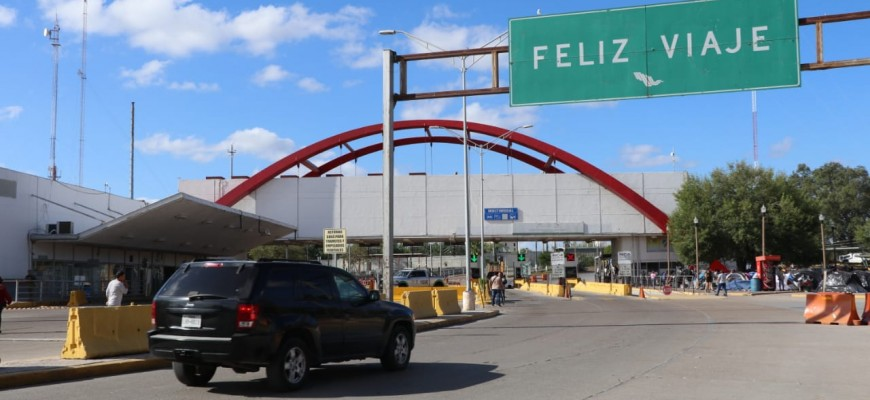 Puente Nuevo Internacional es desbloqueado por migrantes